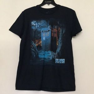 NWT Dr. Who & The Daleks Graphic Tee